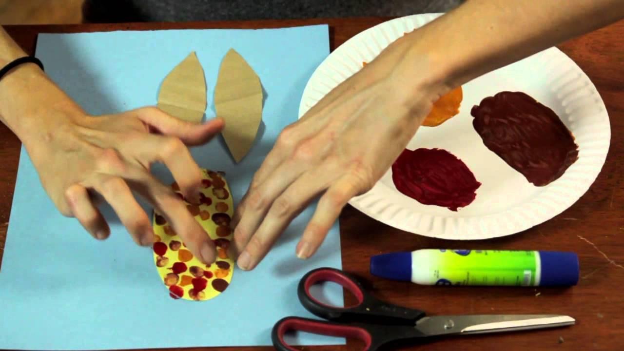 Preschool Projects Ideas  Thanksgiving Arts & Crafts Activities for Preschool Aged