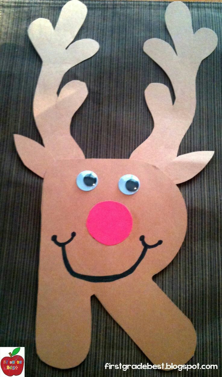 Preschool Projects Ideas  Month DecemberTitle of Activity R is for ReindeerContent