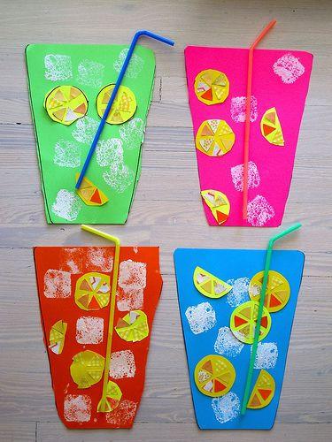 Preschool Summer Crafts Ideas  100 ideas to try about Preschool Craft Ideas