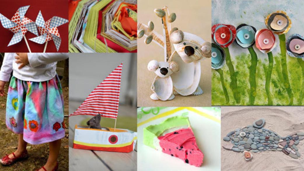 Preschool Summer Crafts Ideas  HiMama Simple Preschool Craft Ideas for Summer