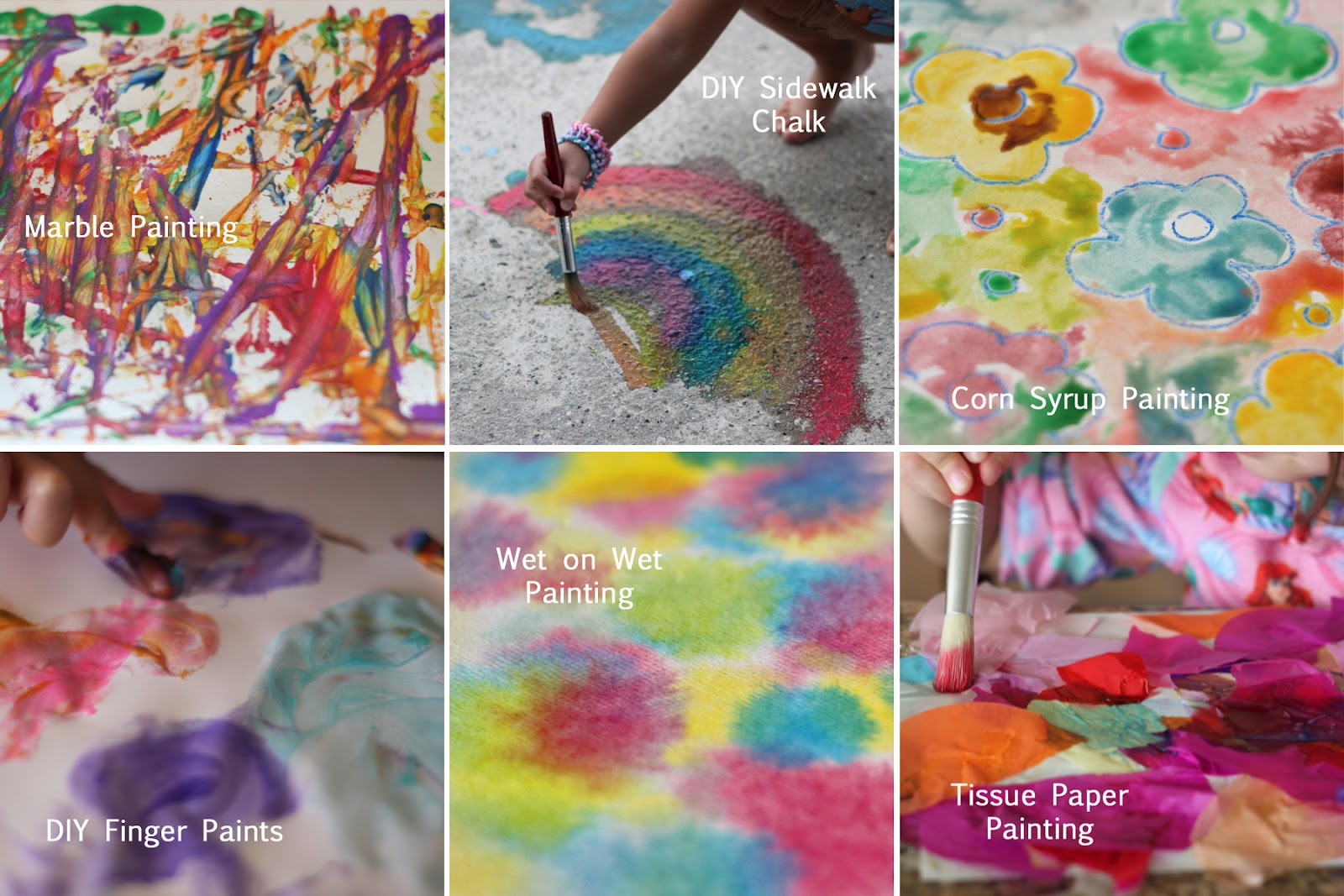 Preschool Summer Crafts Ideas  Playing House Summer Fun Crafts for Preschoolers