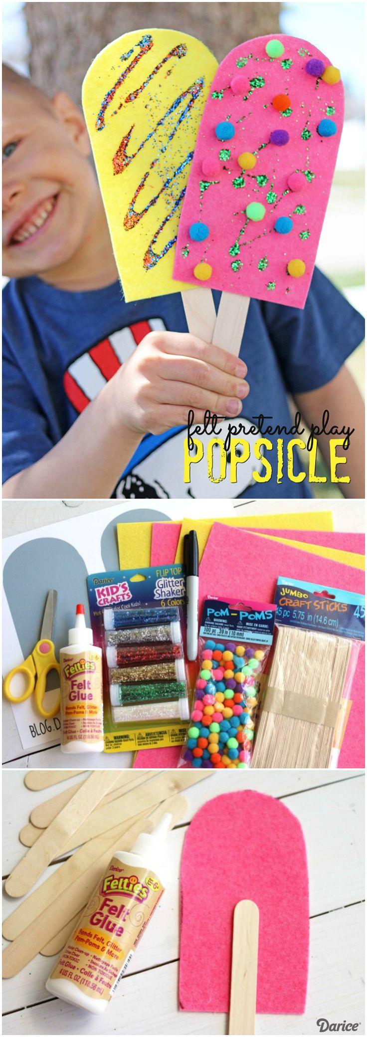 Preschool Summer Crafts Ideas  25 best ideas about Kindergarten crafts summer on