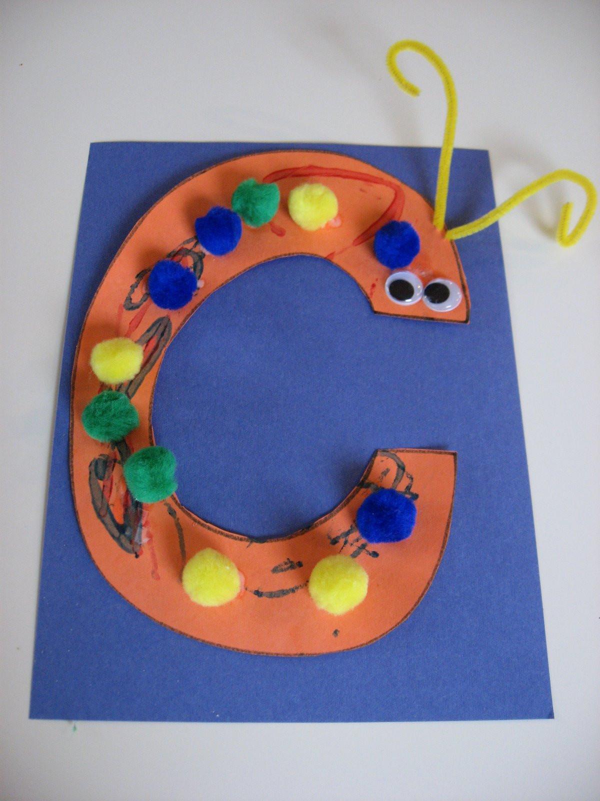 Preschoolers Craft Activities  18 Caterpillar & Butterfly Activities For Preschool and