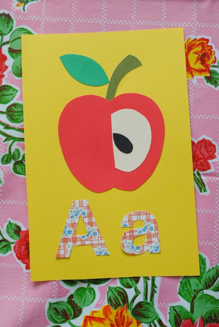 Preschoolers Craft Activities  172 best A is for Letter of the Week images on Pinterest