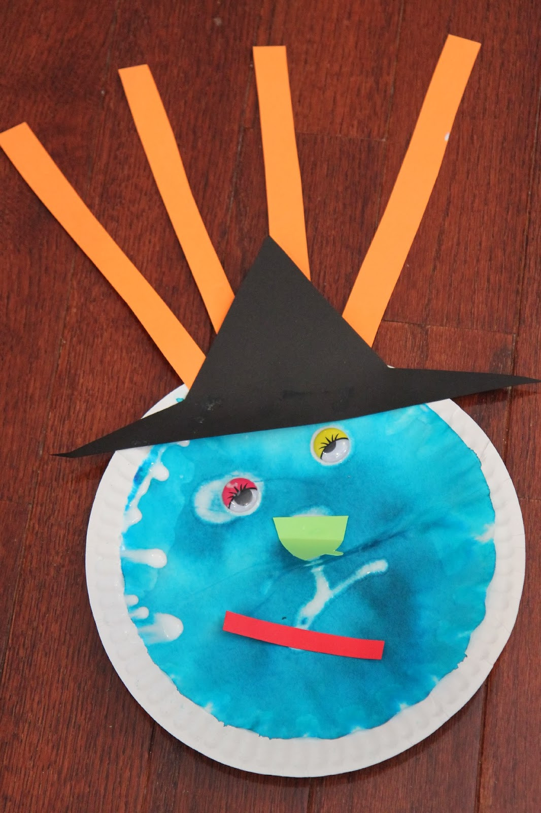 Preschoolers Craft Activities  Toddler Approved Witch Themed Preschool Crafts