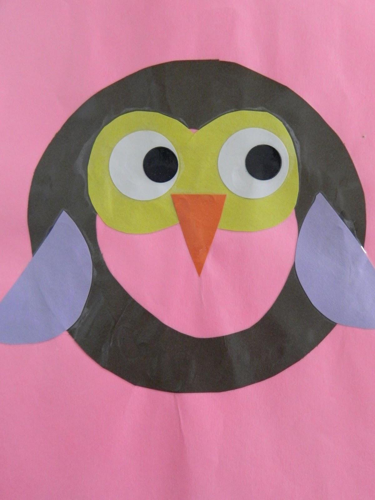 Preschoolers Craft Activities  the vintage umbrella Preschool Alphabet Projects