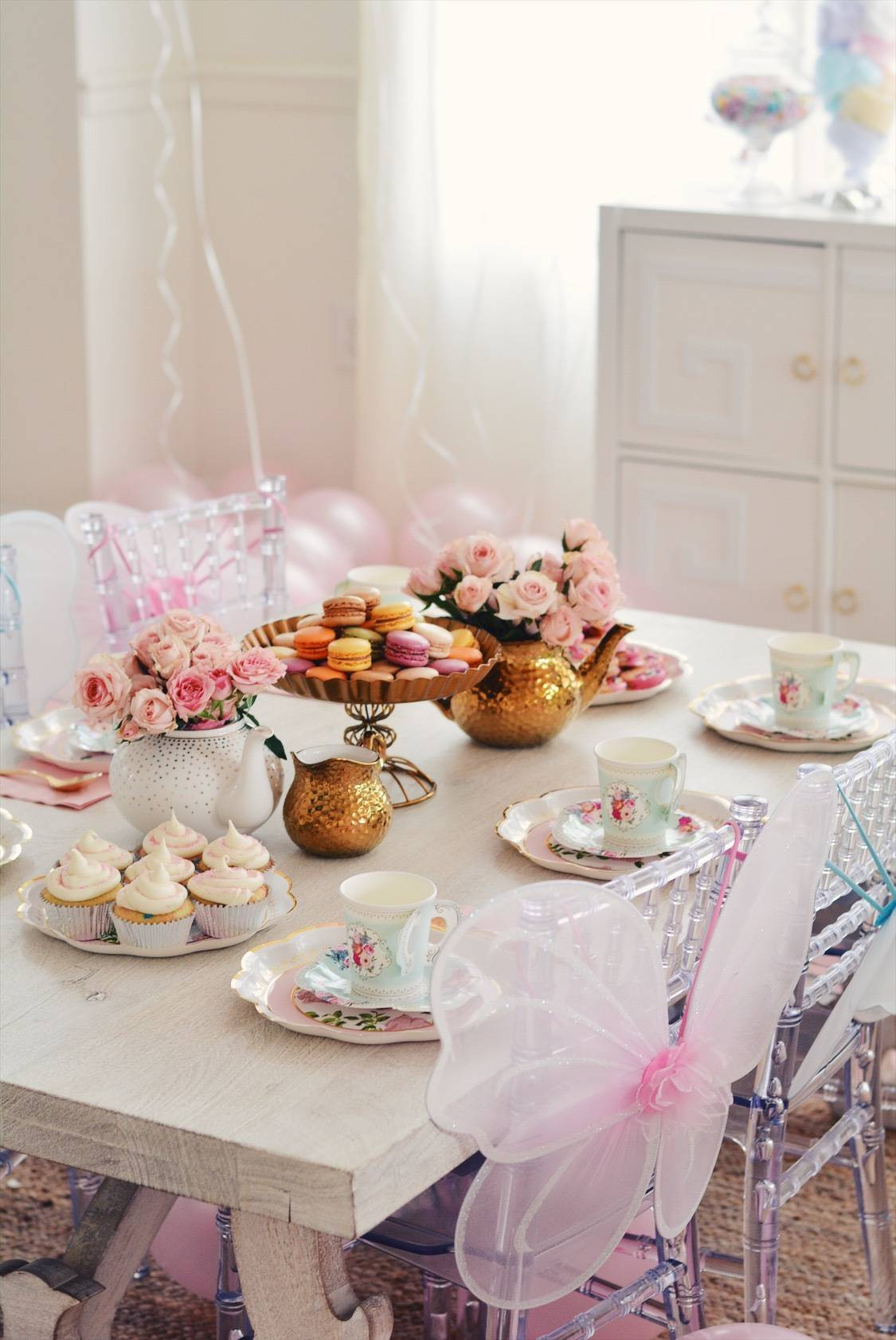 Princess Tea Party Birthday Ideas  Princess Tea Party Birthday Party Ideas for a 3 Year Old