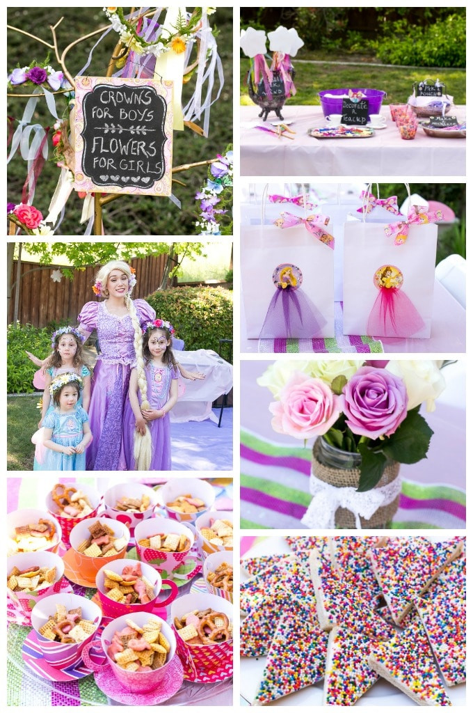 Princess Tea Party Birthday Ideas  A Princess Tea Party Dinner at the Zoo