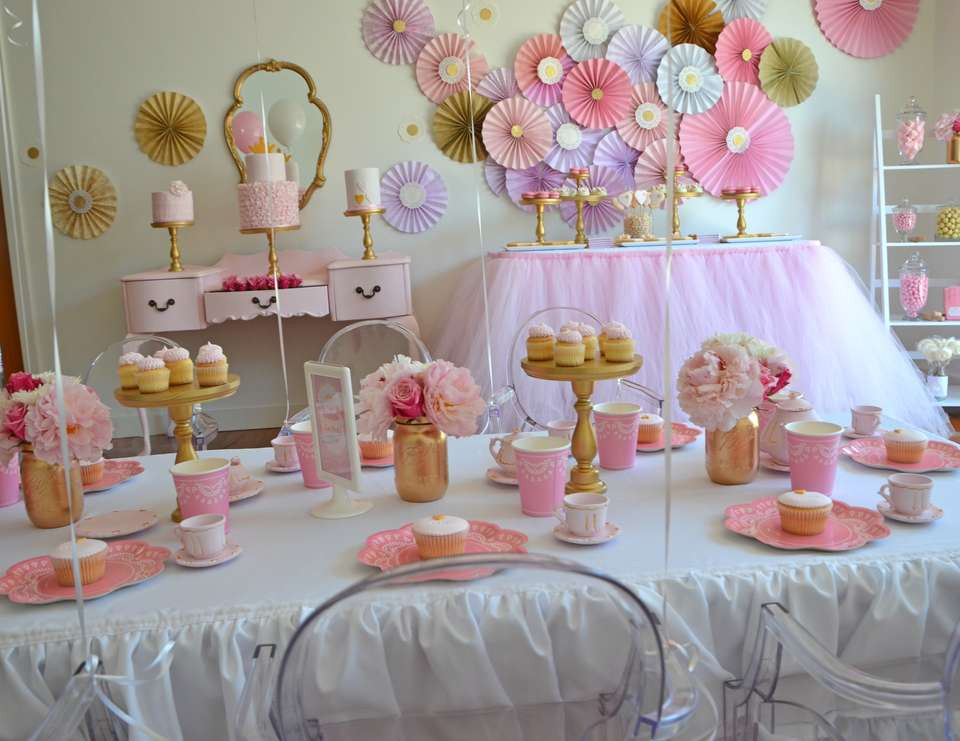 "Princess Tea Party Birthday Ideas  Princess Tea Birthday ""Princess Tea party"""