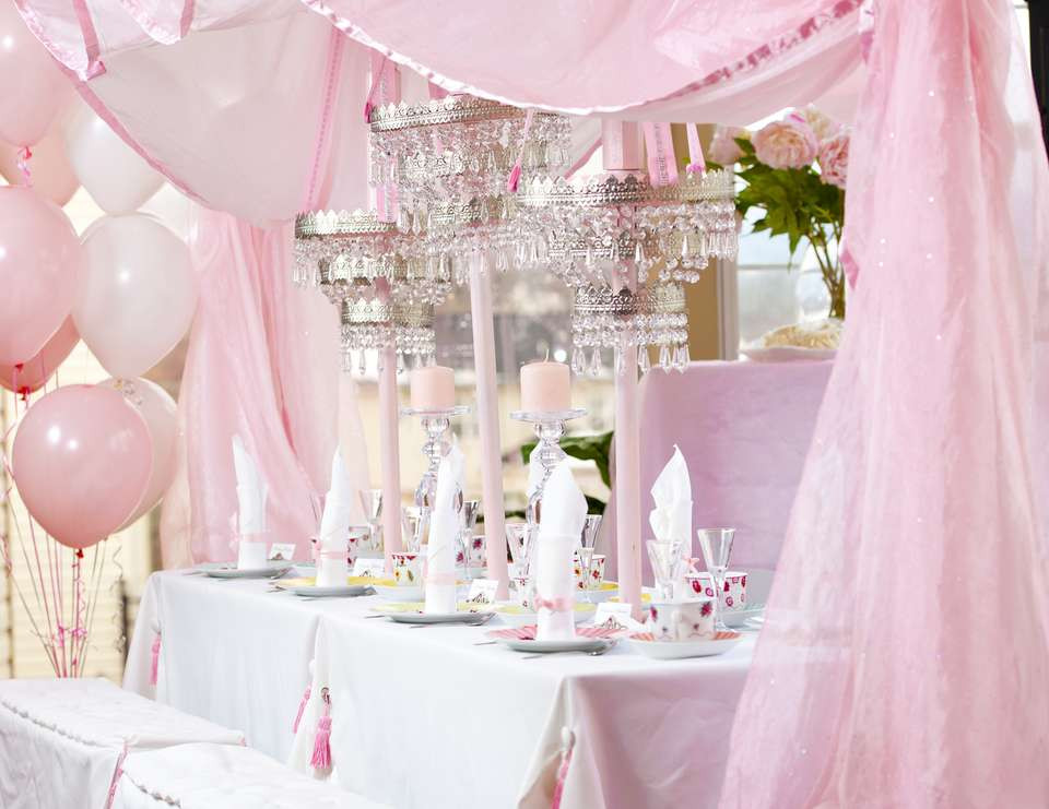 "Princess Tea Party Birthday Ideas  Princess Tea Party Birthday ""Pink Princess Tea Party"