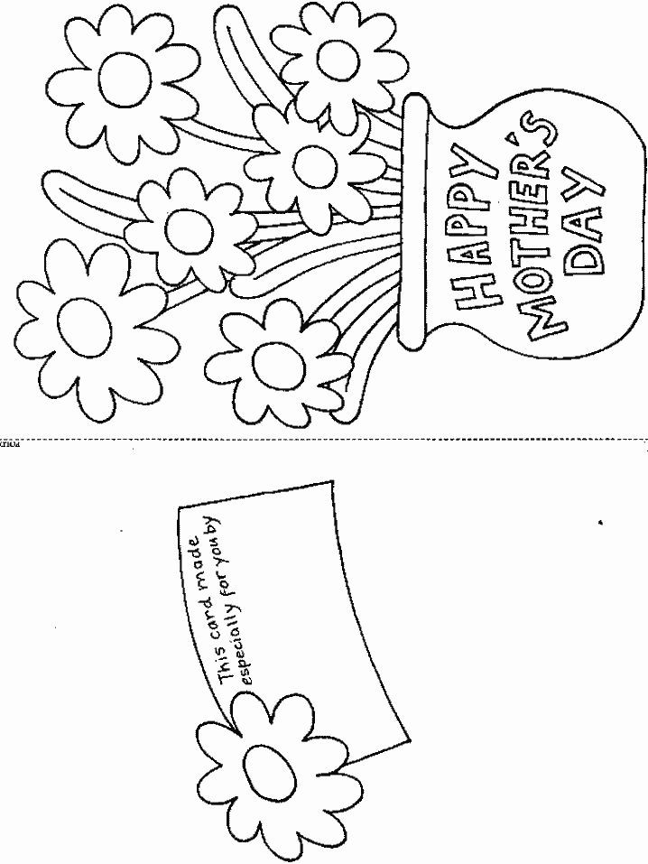 Printable Birthday Card Template  Best 25 Free mothers day cards ideas on Pinterest