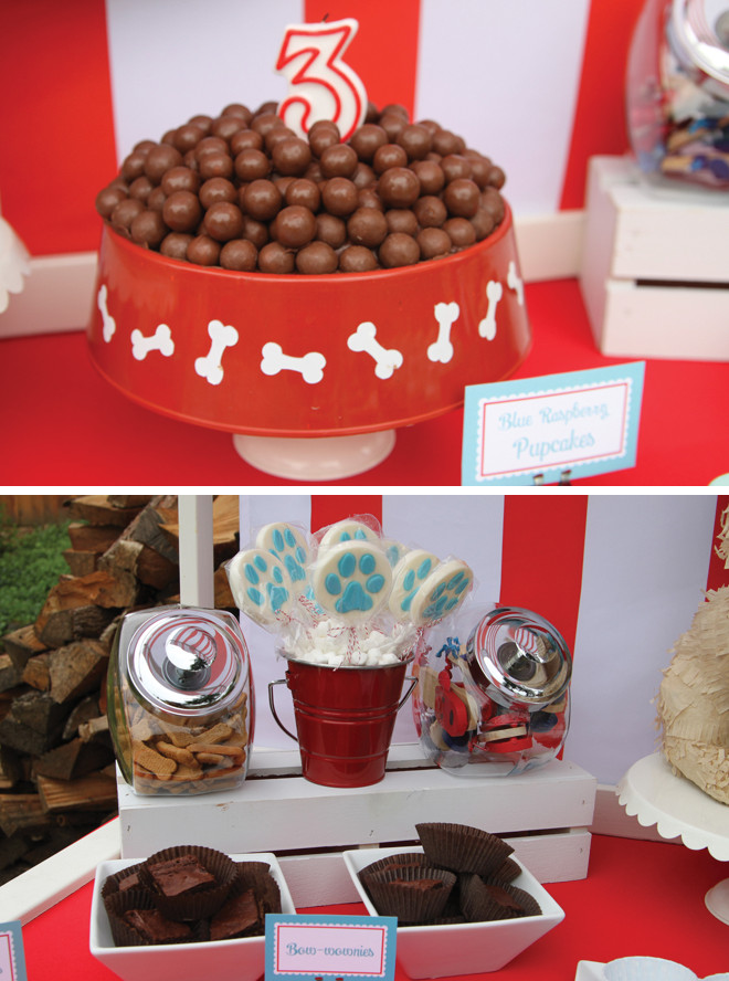Puppy Birthday Decorations  Party Feature Best in Show Puppy Party
