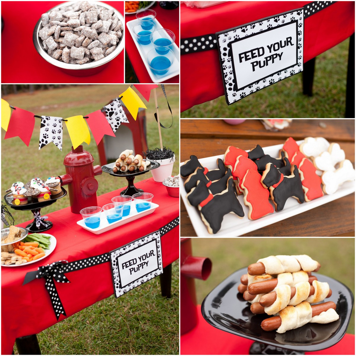 Puppy Birthday Decorations  20 Easy Ideas for a Puppy Party on a Bud Page 3 of 6