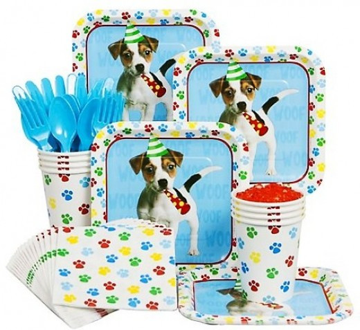 Puppy Birthday Decorations  How to Throw a Puppy Dog Theme Birthday Party