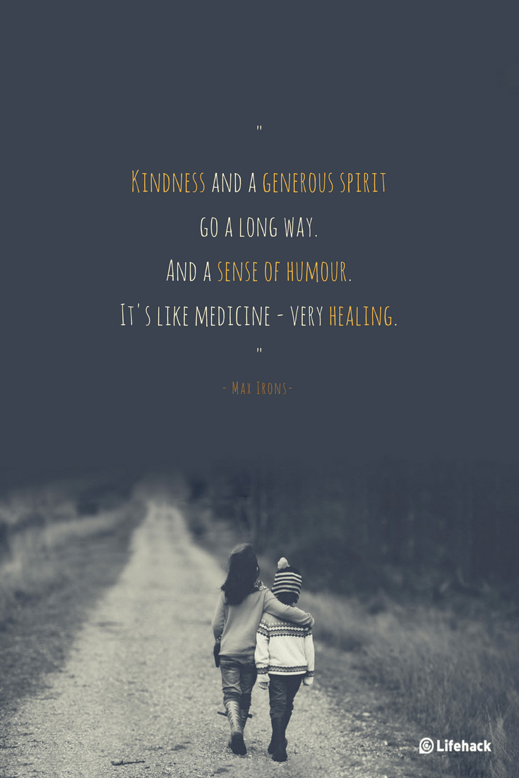 Quote For Kindness  27 Kindness Quotes to Warm Your Heart