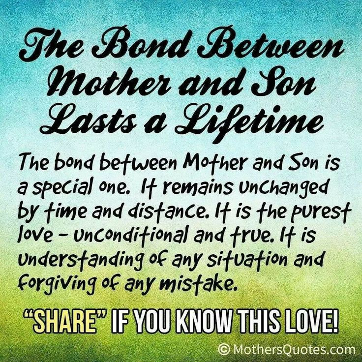 Quote For Son From Mother  Proud Mother To Son Quotes QuotesGram