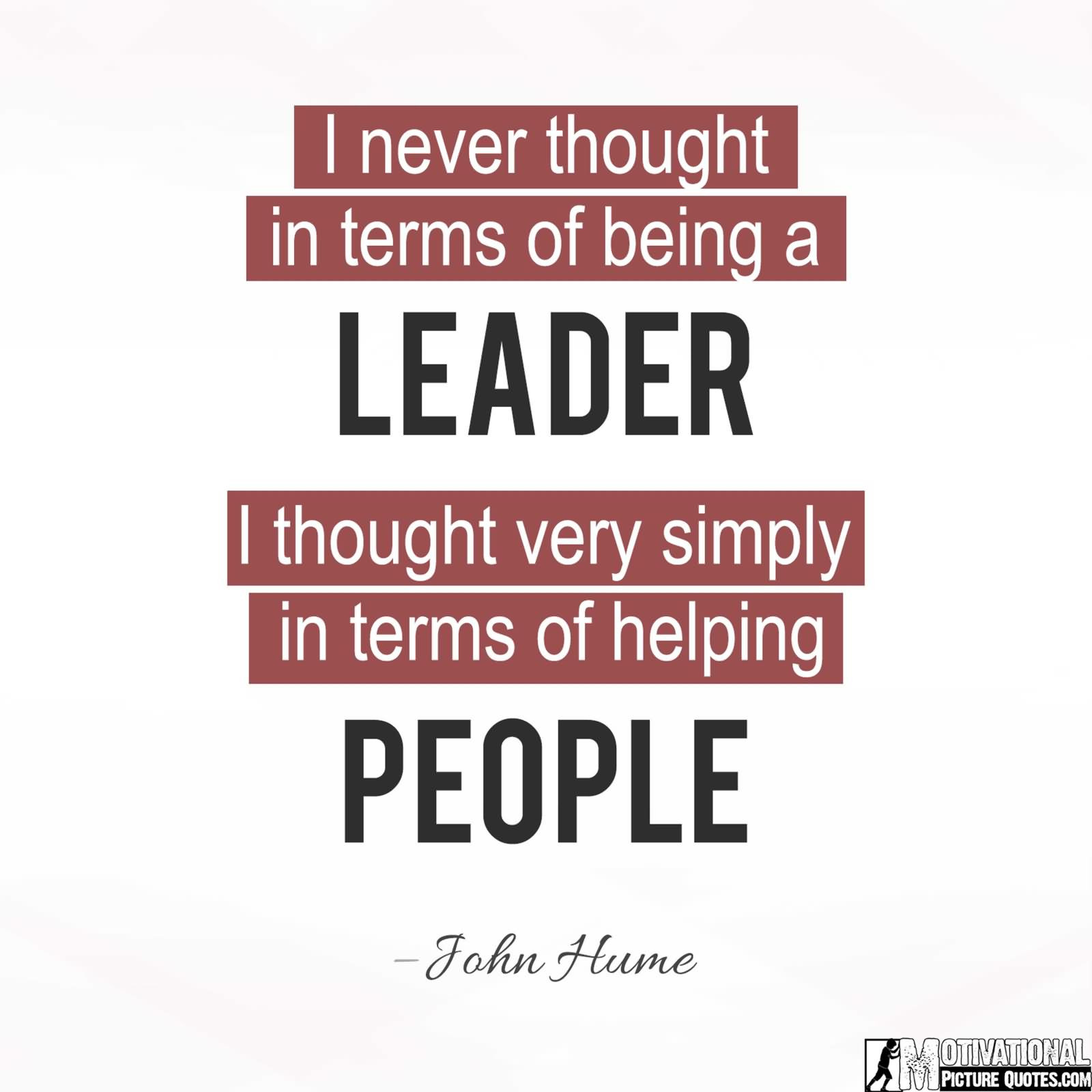 Quote Leadership  75 Leadership Quotes Sayings about Leaders