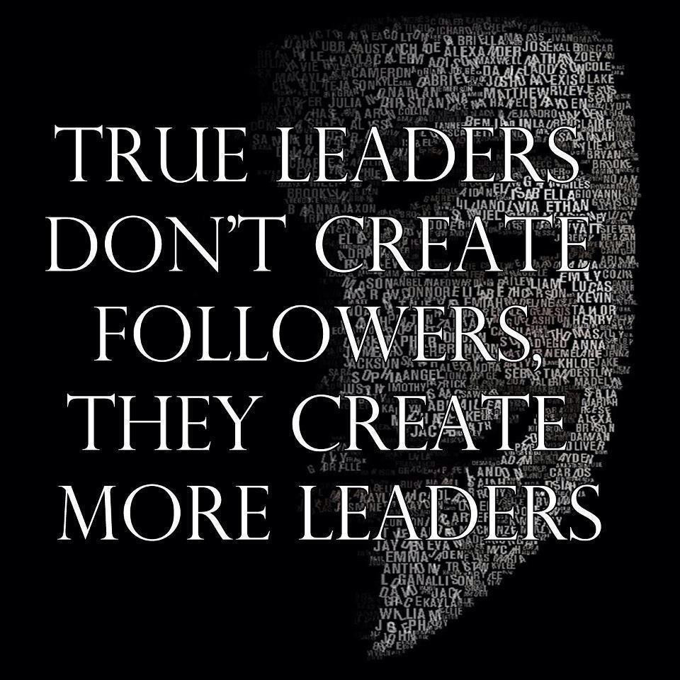 Quote Leadership  Inspirational Quotes