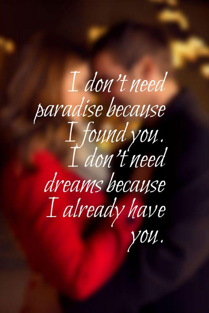 Quote Romantic  21 Romantic Love Quotes for Him