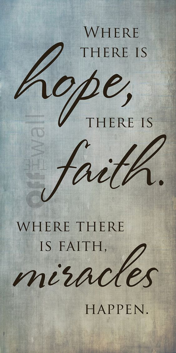 Quotes About Faith And Love  25 Quotes about Faith and Encouragement