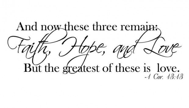 Quotes About Faith And Love  Quotes of faith hope and love Collection Inspiring