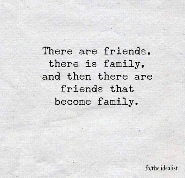 Quotes About Friends And Family  25 Inspirational Happy family quotes to Spread Away Positivity