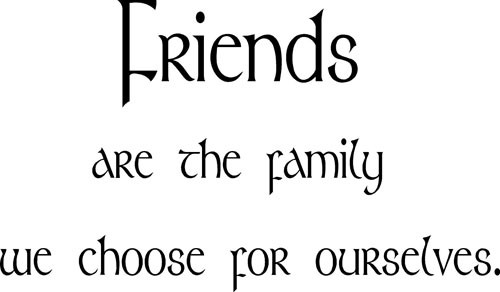 Quotes About Friends And Family  Church Family And Friends Quotes QuotesGram