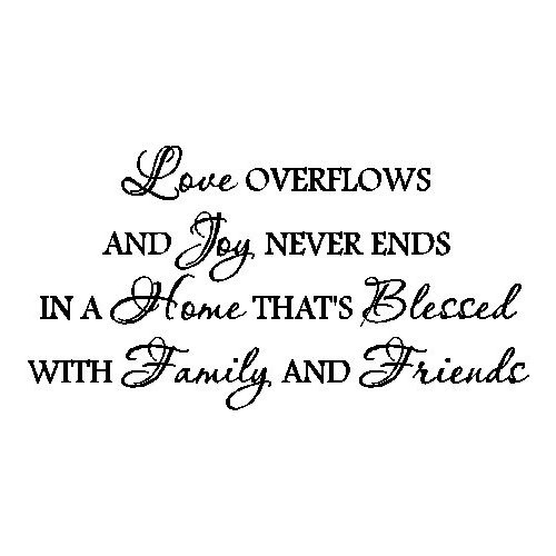 Quotes About Friends And Family  Family Love Quotes And Sayings QuotesGram