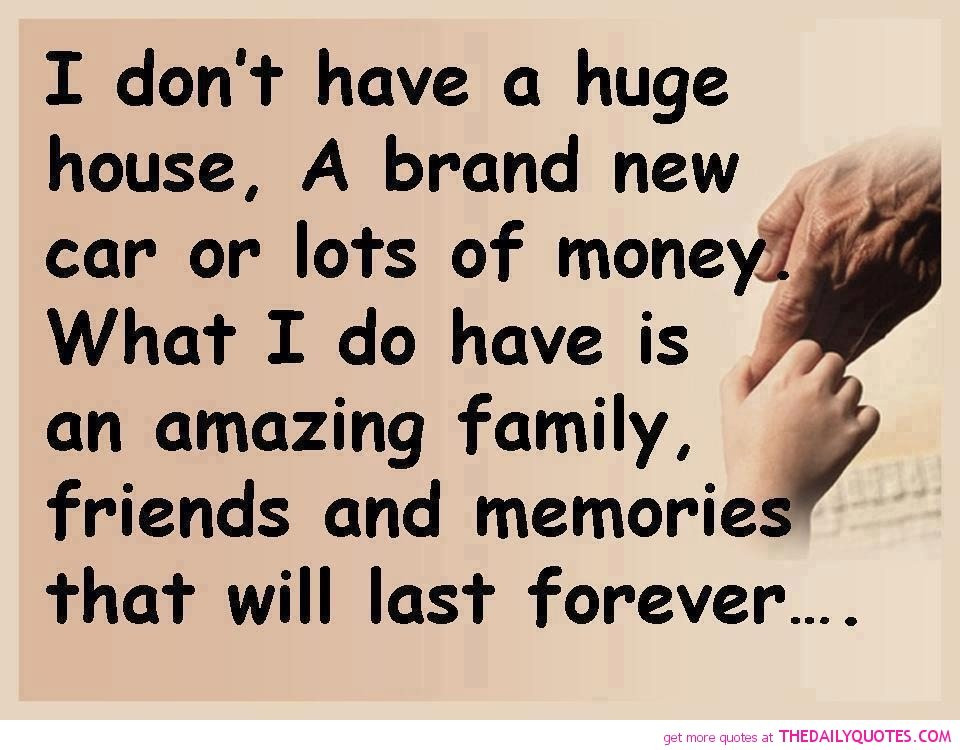 Quotes About Friends And Family  Friendship Quotes