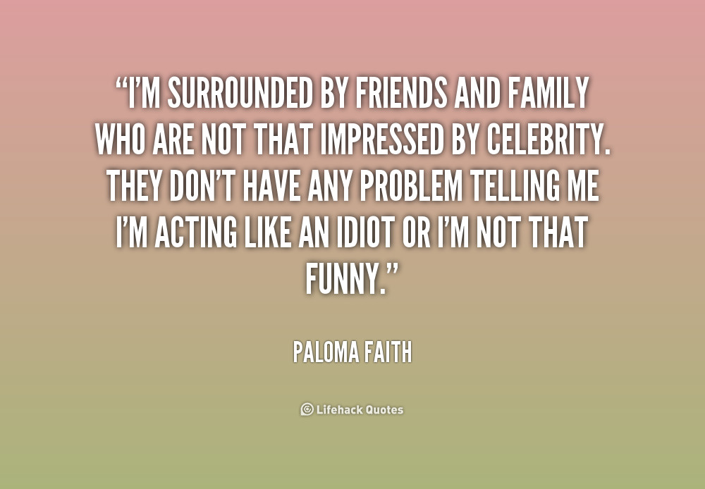 Quotes About Friends And Family  Inspirational Quotes About Family And Friends QuotesGram
