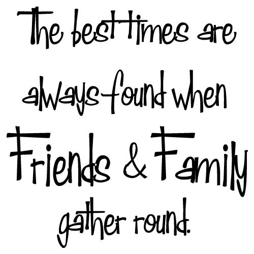 Quotes About Friends And Family  Bible Quotes Family And Friends QuotesGram