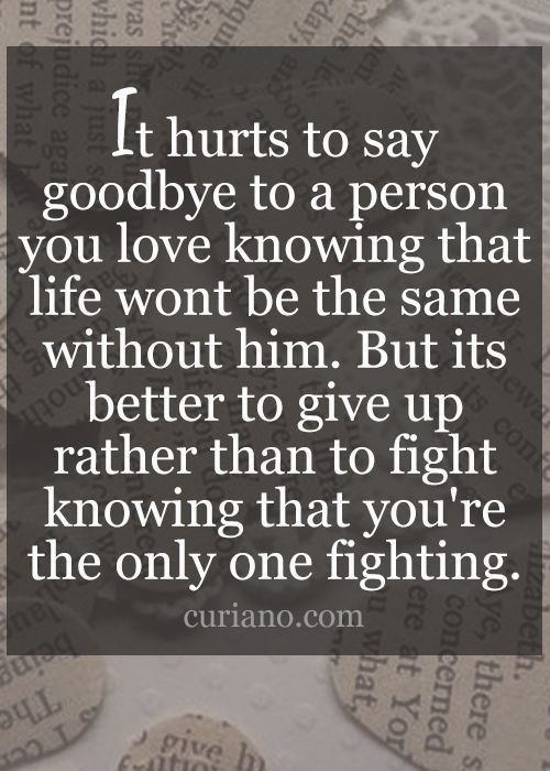 Quotes About Love And Hurt  25 best Love Hurts Quotes on Pinterest