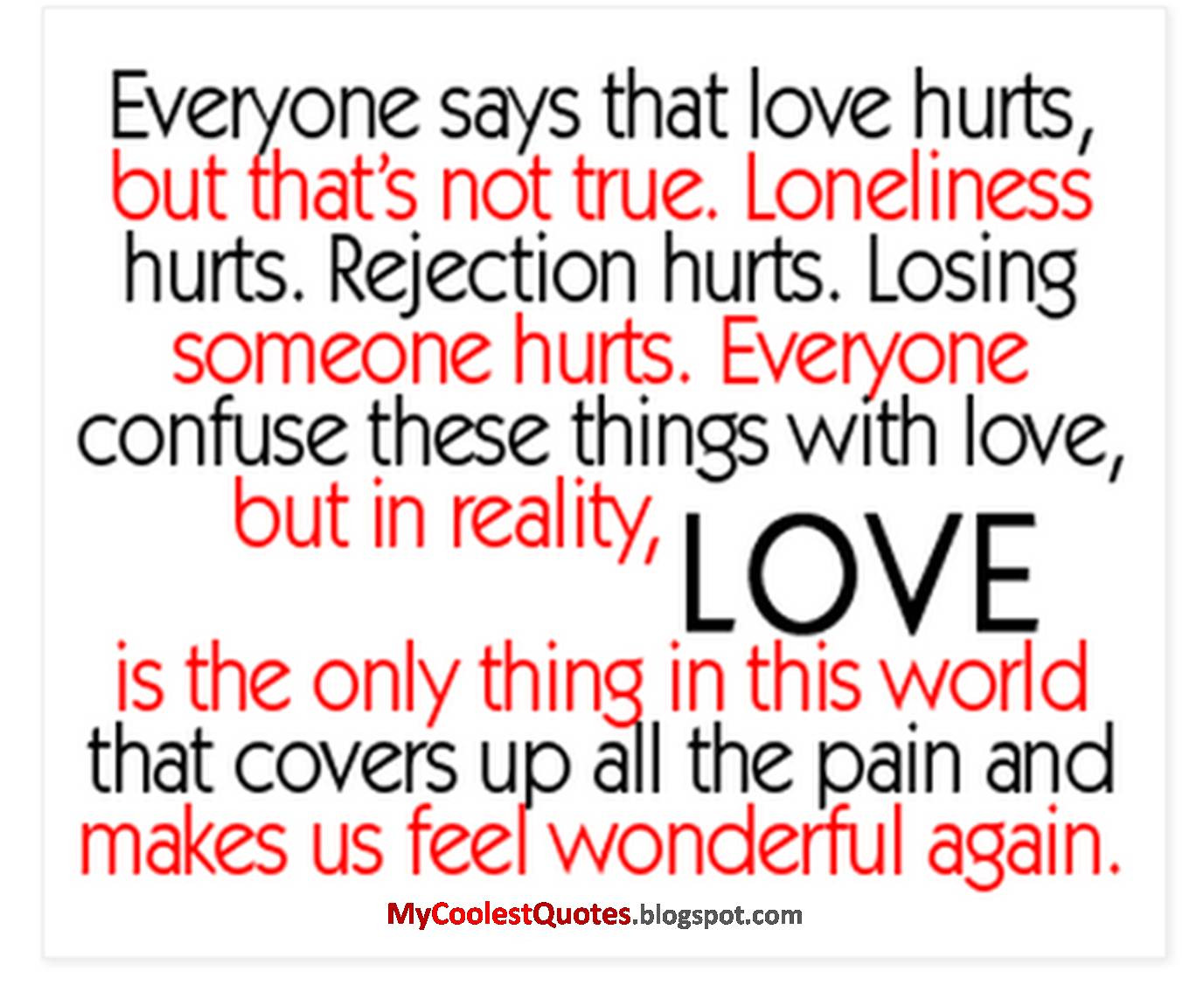 Quotes About Love And Hurt  Best Friend Quotes