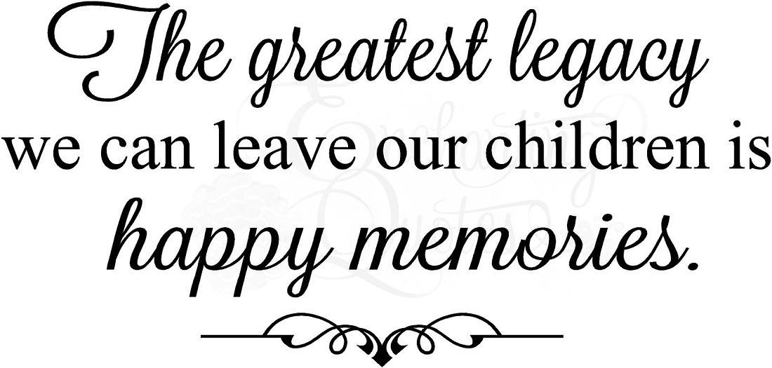 Quotes About Making Memories With Family  FAMOUS QUOTES ABOUT FAMILY MEMORIES image quotes at