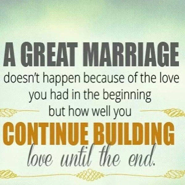 Quotes About Marriage  Best Happy Marriage Picture Quotes and Saying