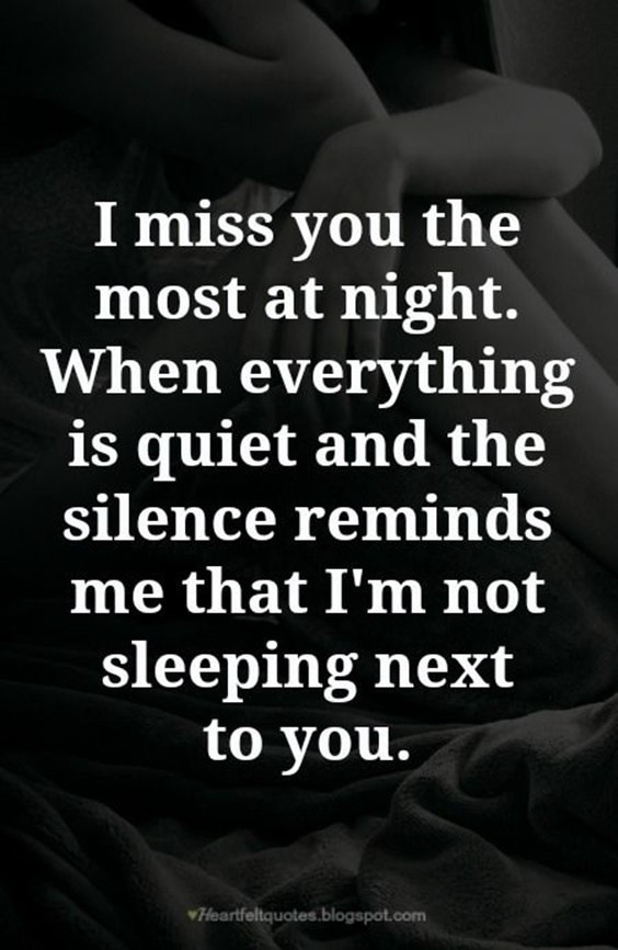 Quotes About Missing Someone You Love  Top 63 I Miss You Sayings Missing Someone Quotes Page