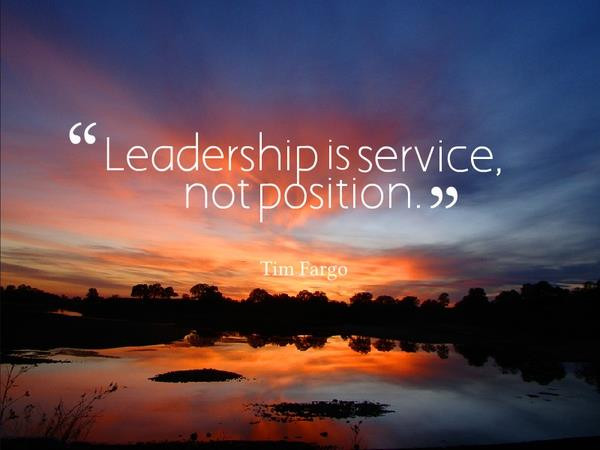 Quotes About Service And Leadership  Leadership Is Service – justinnimergood