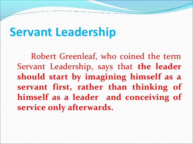 Quotes About Service And Leadership  Leadership quotes