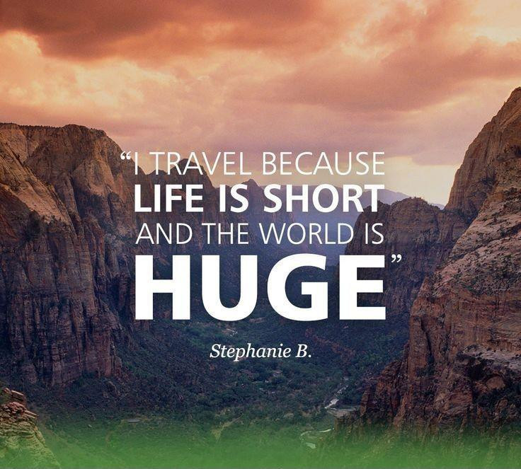 Quotes About Travel And Life  Travel Quotes Travel Sayings