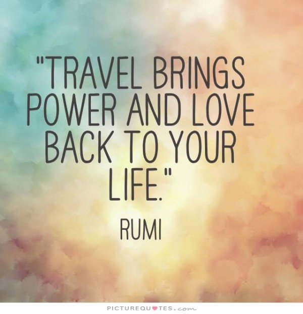 Quotes About Travel And Life  Quotes About Travel To A Live Happy Life