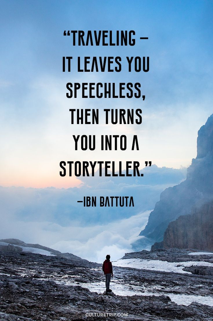 Quotes About Travel And Life  Inspiring Travel Quotes You Need In Your Life Pinterest