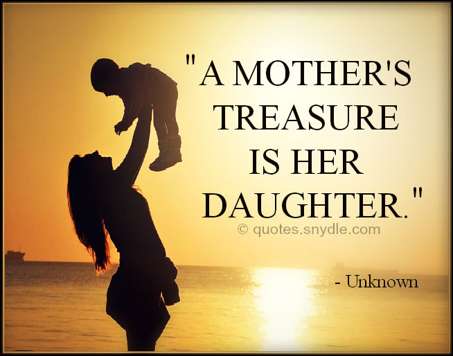 Quotes Mother Daughter  Mother Daughter Quotes with Image Quotes and Sayings