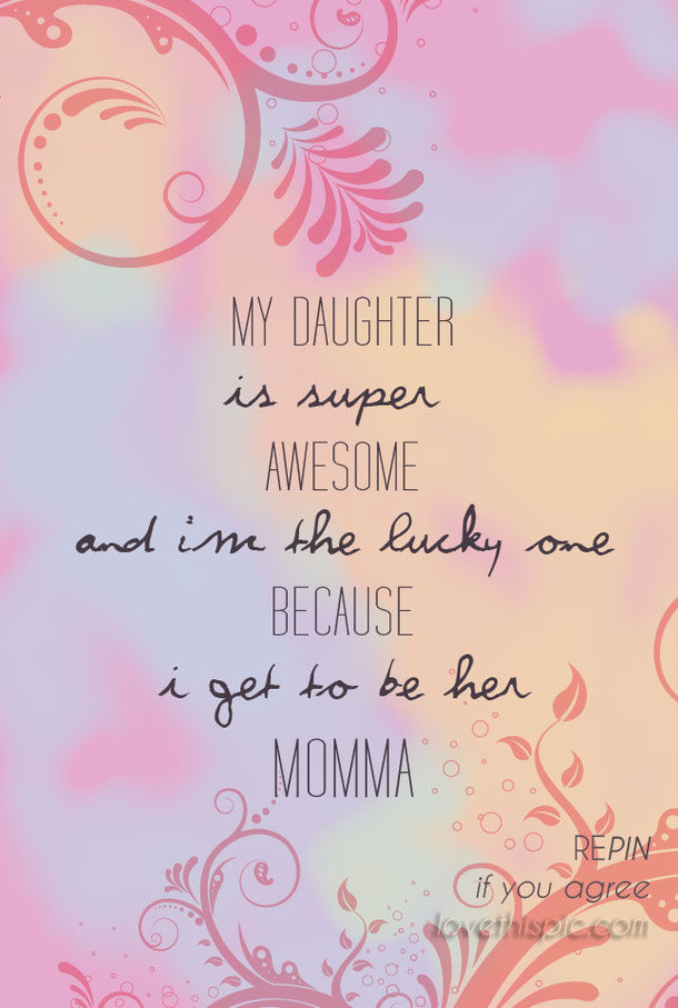 Quotes Mother Daughter  20 Best Mother And Daughter Quotes