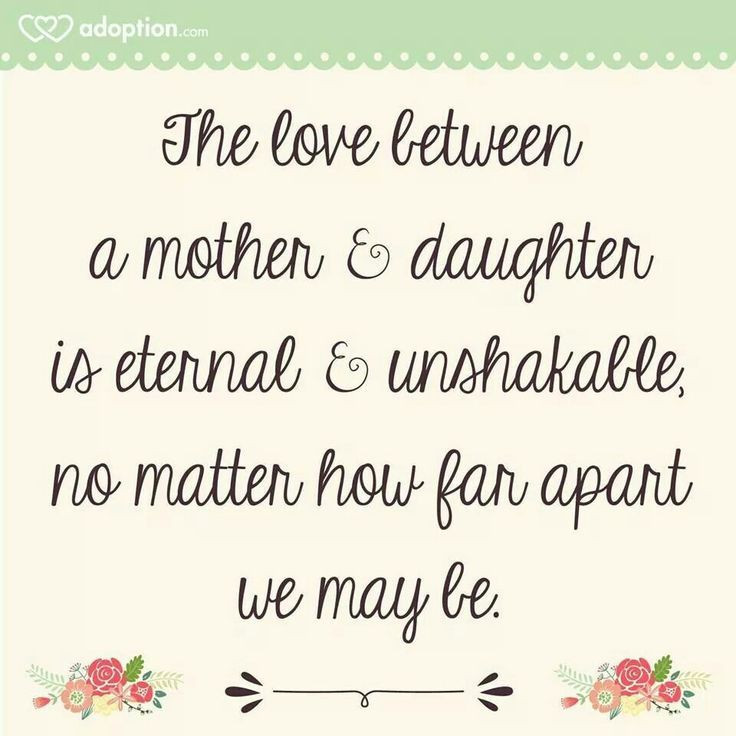 Quotes Mother Daughter  17 Best Mother Daughter Quotes on Pinterest