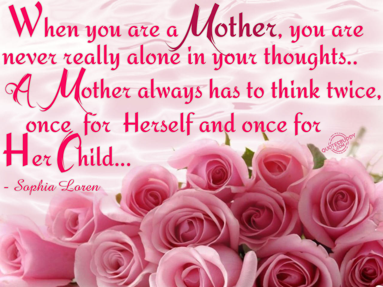 Quotes Mother Daughter  Happy Life