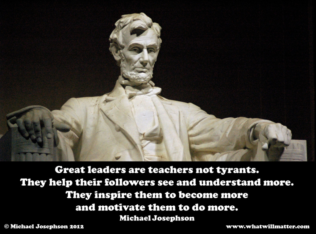 Quotes On Great Leadership  More Business & Leadership Quotes Plus Our Social Media