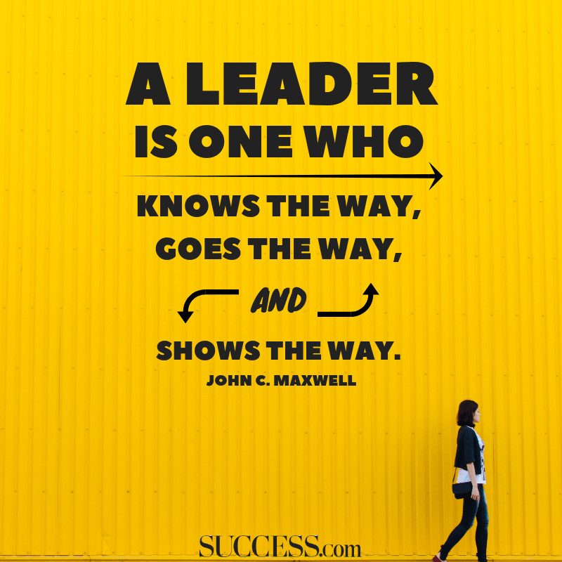 Quotes On Great Leadership  10 Powerful Quotes on Leadership