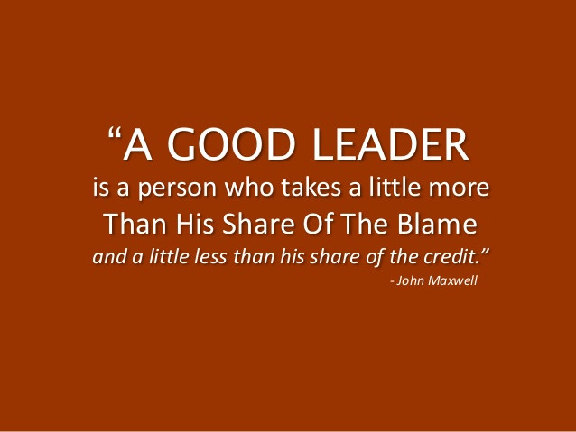 Quotes On Great Leadership  Leadership Quotes Askideas
