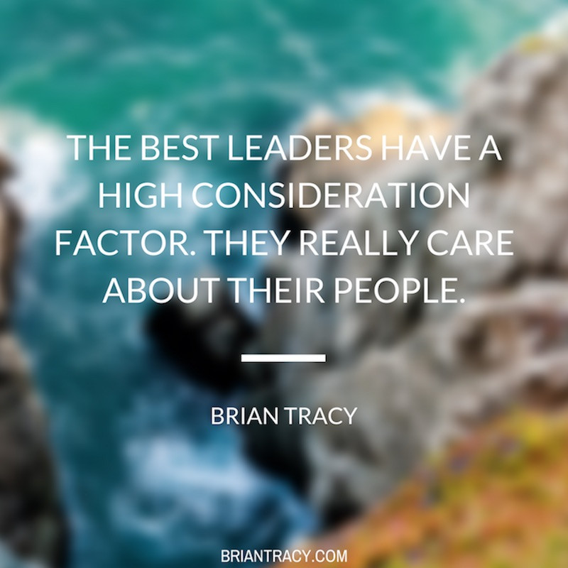 Quotes On Great Leadership  20 Brian Tracy Leadership Quotes For Inspiration