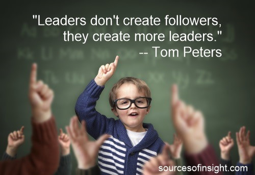 Quotes On Great Leadership  Best Leadership Quotes